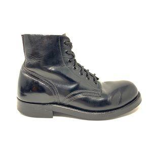 HH Brown Parade Combat Boots size 6E